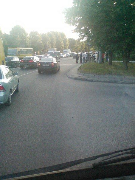 У Львові на пішохідному переході збили дівчину (ФОТО), фото-2