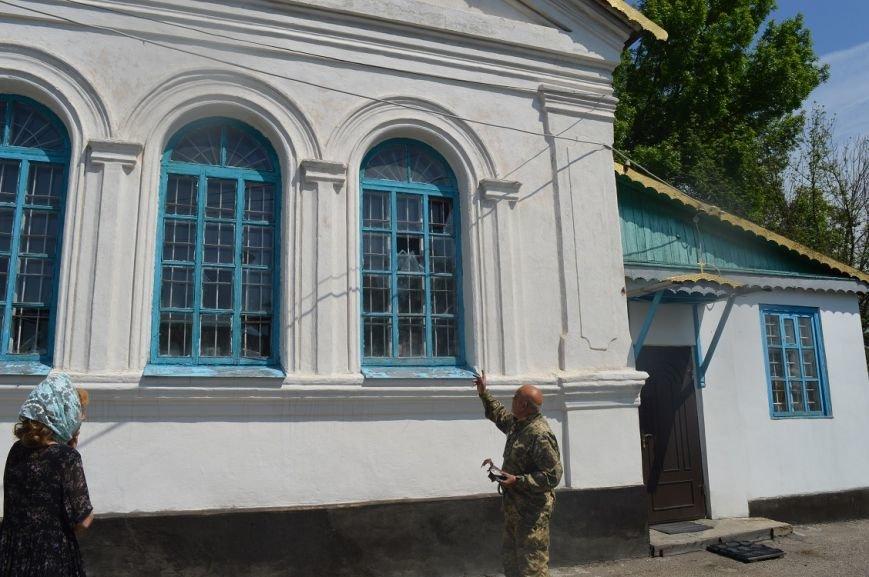 Террористы обстреляли церковь Святого Николая в Луганской области (ФОТО) (фото) - фото 2