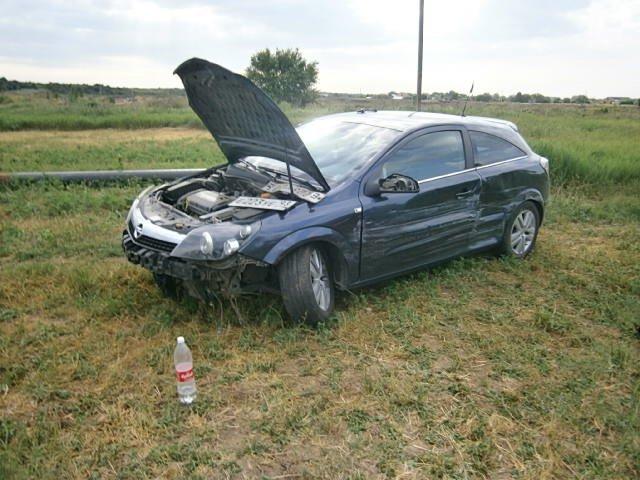 мех повреждение авто Опель 29.05.15