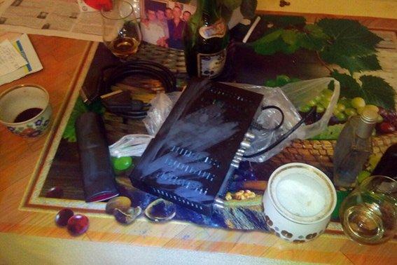 На Прикарпатті затримали чоловіка, який обікрав помешкання прикутого до ліжка чоловіка (ФОТО) (фото) - фото 1