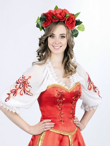 Гродненка Александра Дорош примет участие в финале международного конкурса «Королева Весна» (фото) - фото 5