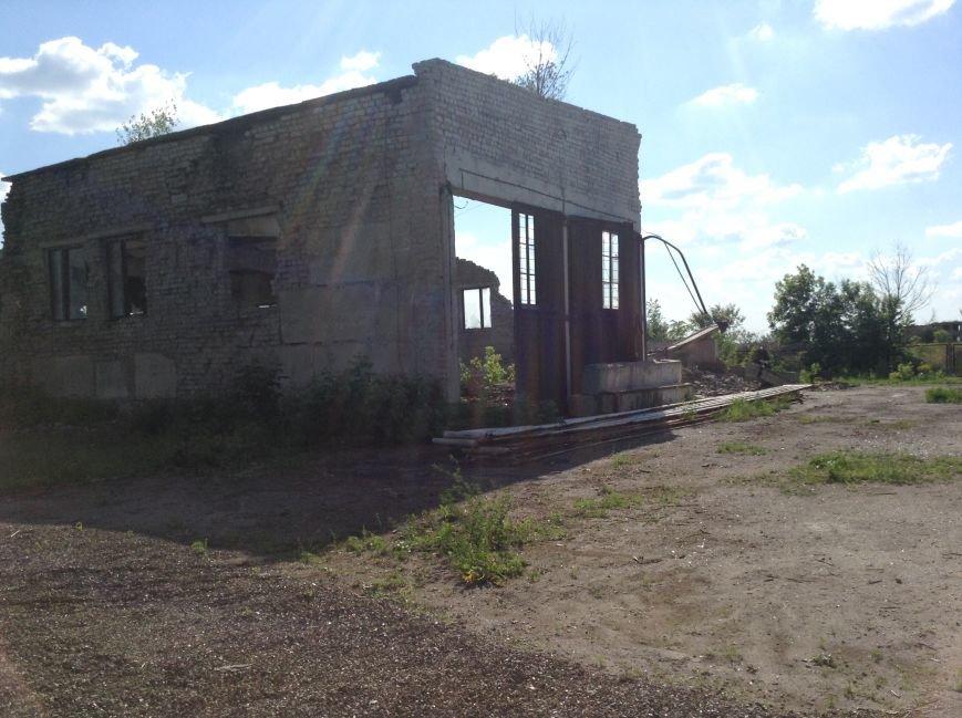 Запорожских бойцов территориальной обороны переселяют в развалины (ФОТО), фото-3