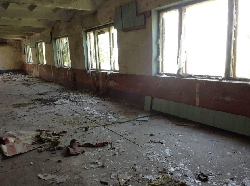 Запорожских бойцов территориальной обороны переселяют в развалины (ФОТО), фото-1