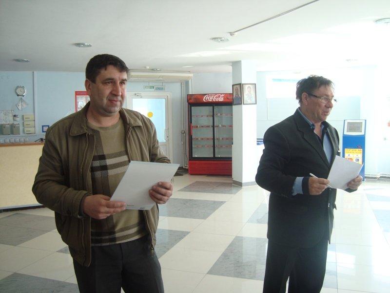 В Лабинске прошли соревнования по шахматам среди инвалидов (фото) - фото 1