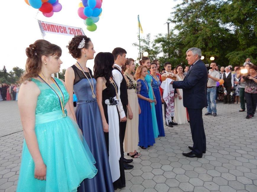 Загальноміське свято випускників 2015 у Голій Пристані (фото) - фото 8