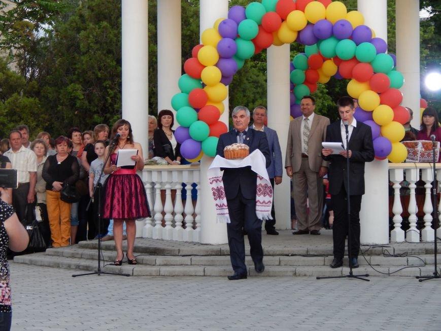 Загальноміське свято випускників 2015 у Голій Пристані (фото) - фото 7