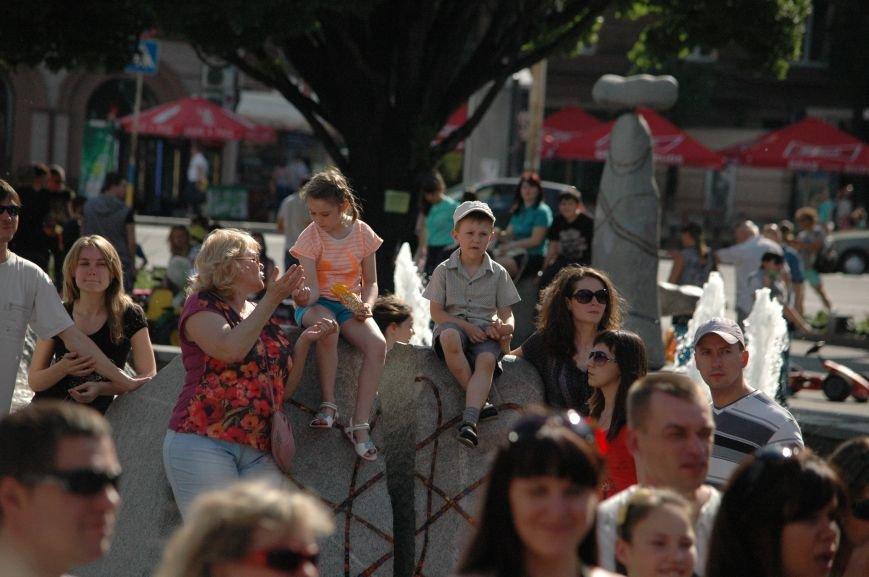 В Запорожье состоялись массовые гуляния по случаю детского праздника (ФОТОРЕПОРТАЖ), фото-36