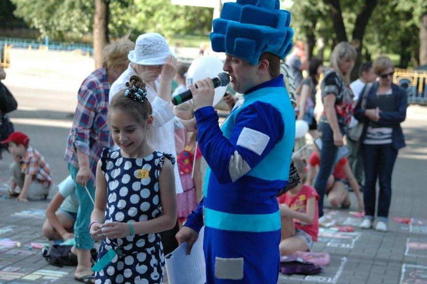 В Запорожье состоялись массовые гуляния по случаю детского праздника (ФОТОРЕПОРТАЖ), фото-6