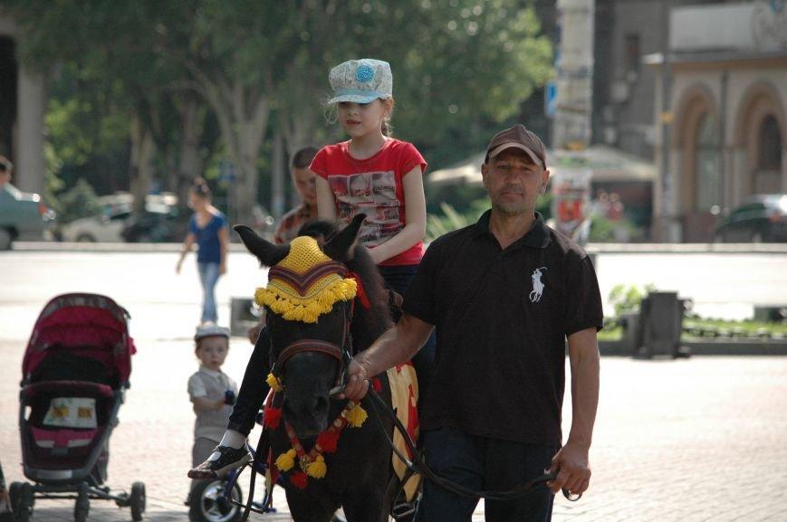 В Запорожье состоялись массовые гуляния по случаю детского праздника (ФОТОРЕПОРТАЖ), фото-12