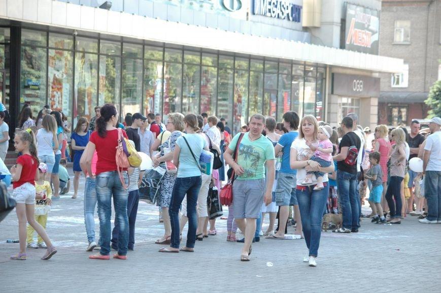 В Запорожье состоялись массовые гуляния по случаю детского праздника (ФОТОРЕПОРТАЖ), фото-11