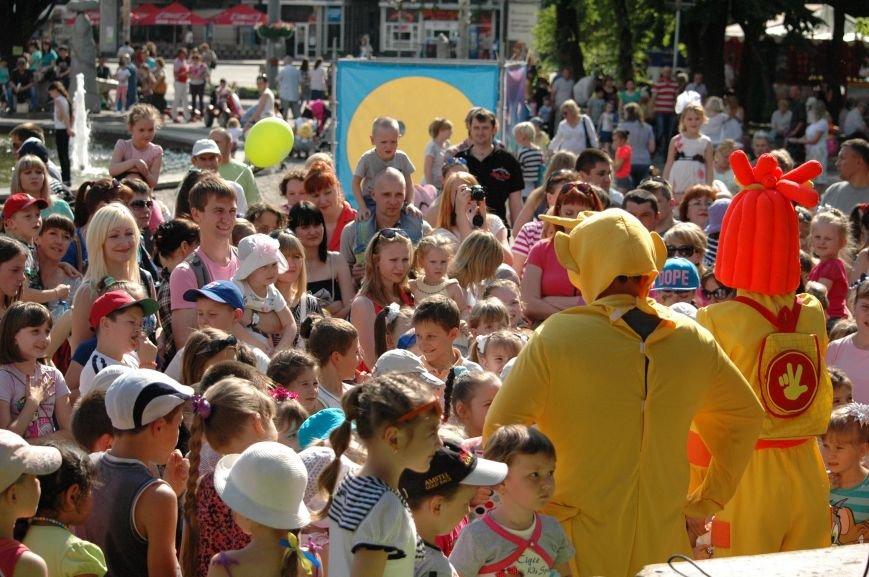 В Запорожье состоялись массовые гуляния по случаю детского праздника (ФОТОРЕПОРТАЖ), фото-34