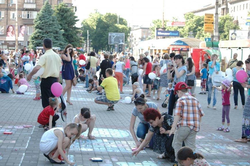 В Запорожье состоялись массовые гуляния по случаю детского праздника (ФОТОРЕПОРТАЖ), фото-5
