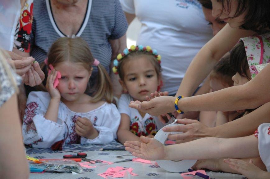 В Запорожье состоялись массовые гуляния по случаю детского праздника (ФОТОРЕПОРТАЖ), фото-15