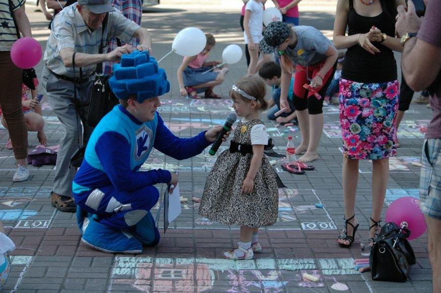 В Запорожье состоялись массовые гуляния по случаю детского праздника (ФОТОРЕПОРТАЖ), фото-7