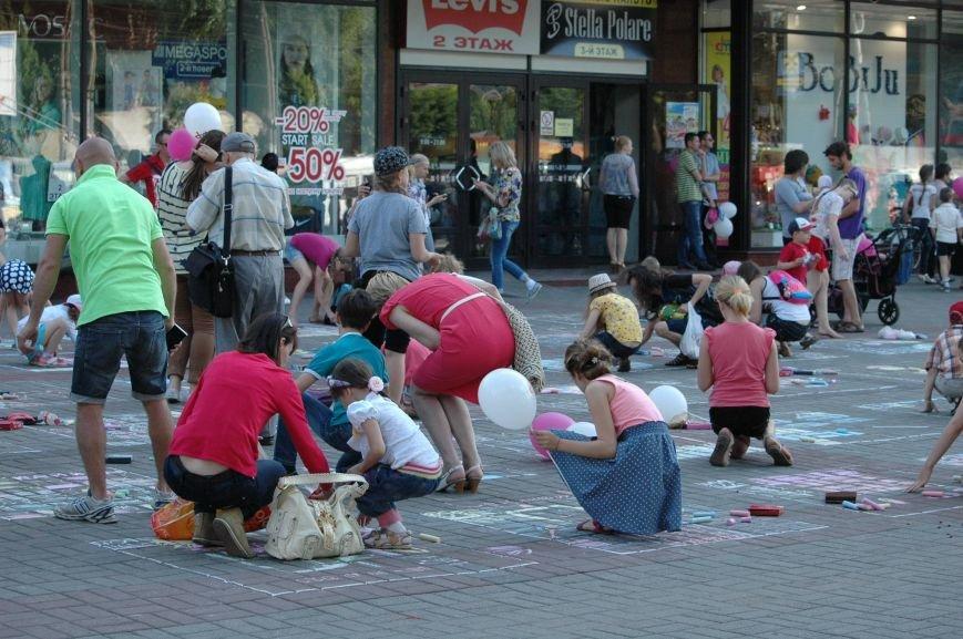 В Запорожье состоялись массовые гуляния по случаю детского праздника (ФОТОРЕПОРТАЖ), фото-3