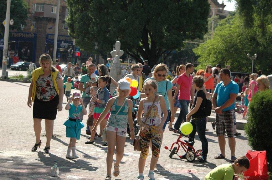 В Запорожье состоялись массовые гуляния по случаю детского праздника (ФОТОРЕПОРТАЖ), фото-21