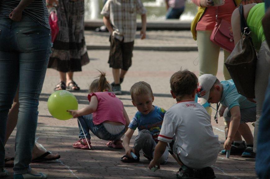 В Запорожье состоялись массовые гуляния по случаю детского праздника (ФОТОРЕПОРТАЖ), фото-20