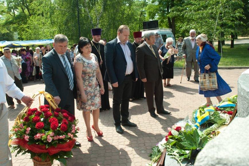 Запорожцы почтили память погибших воинов-интернационалистов (ФОТО) (фото) - фото 1