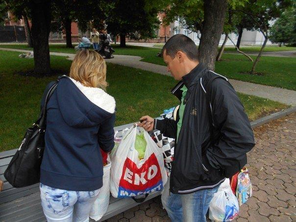 1 июня 2015 года в Сумском Детском Доме им. С. Супруна прошла благотворительная акция (фото) - фото 1