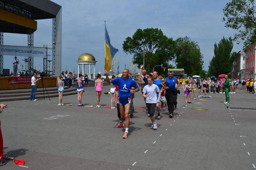 В Бердянске состоялся Олимпийский день, фото-2