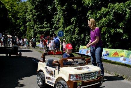 У Львові запрацювало дитяче автомістечко (ФОТО), фото-4