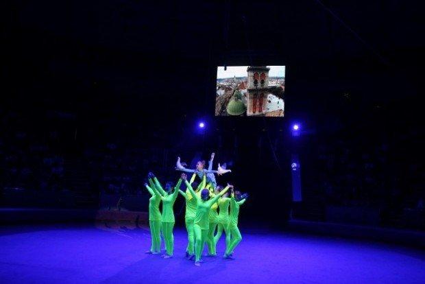 Понад 3 тис. дітей бійців, які зараз на передовій, безкоштовно відвідали львівський цирк (ФОТО), фото-1