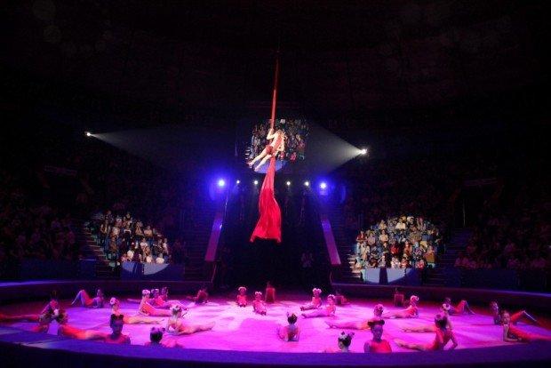 Понад 3 тис. дітей бійців, які зараз на передовій, безкоштовно відвідали львівський цирк (ФОТО), фото-4