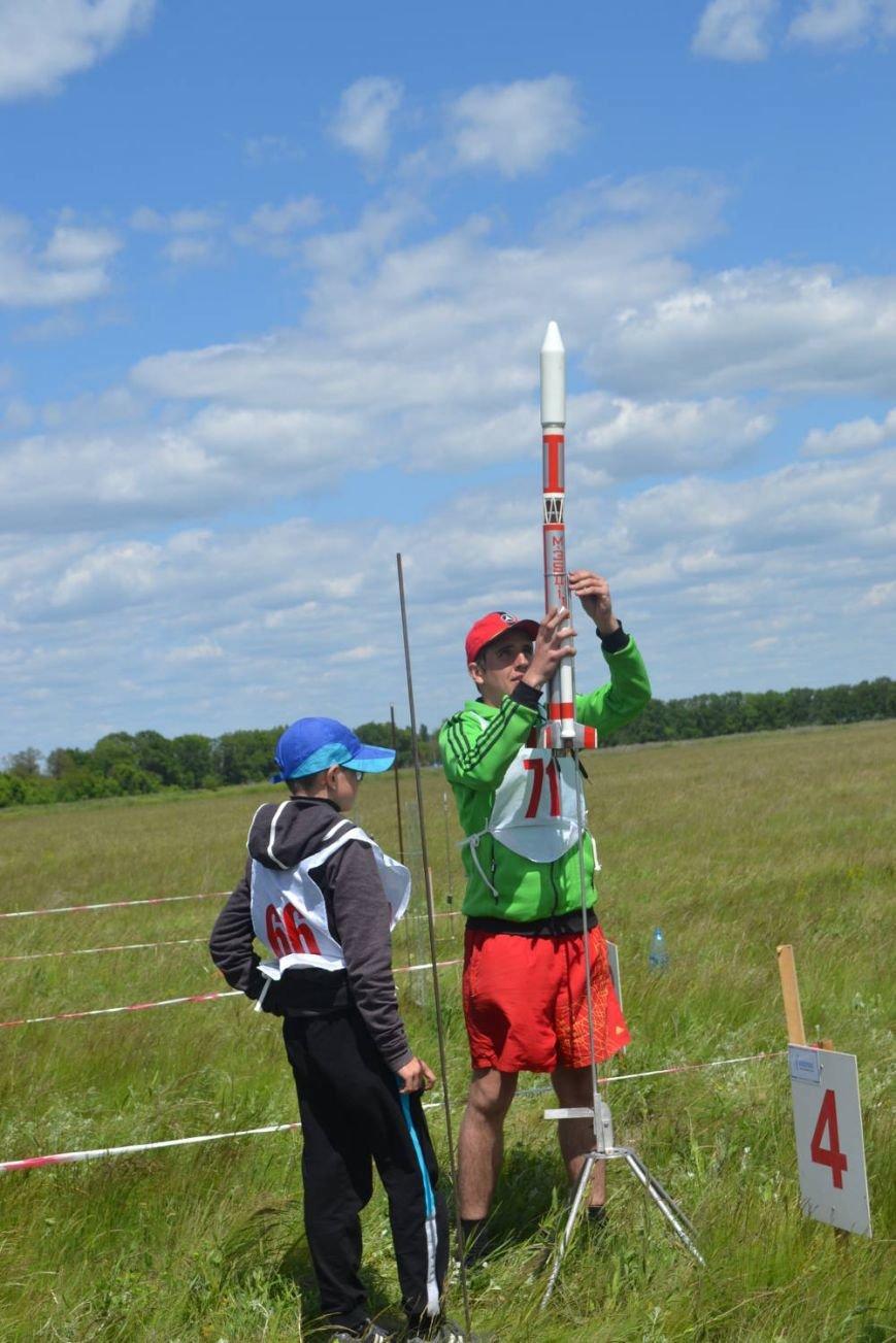 Сборная Днепропетровщины одержала победу во Всеукраинских соревнованиях по ракетомодельному спорту (фото) - фото 3