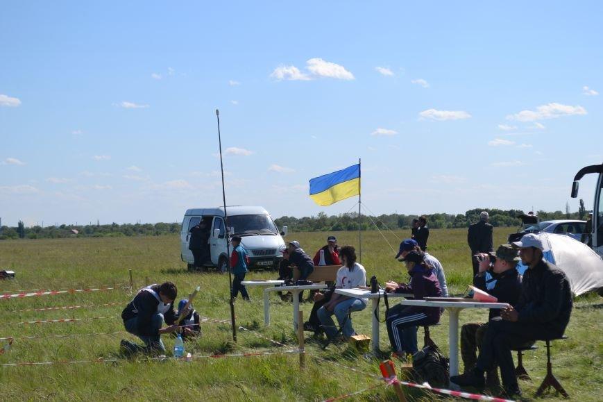 Сборная Днепропетровщины одержала победу во Всеукраинских соревнованиях по ракетомодельному спорту, фото-1