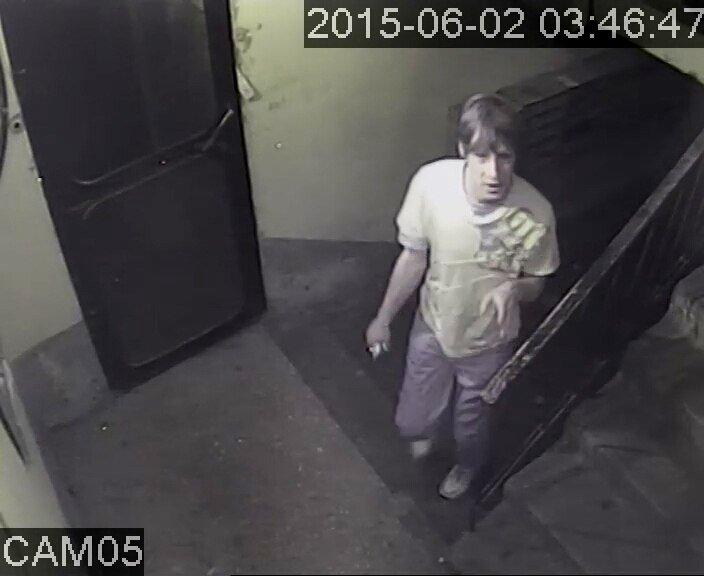 В Запорожье кабельного вора засняла камена видеонаблюдения (ФОТО), фото-1