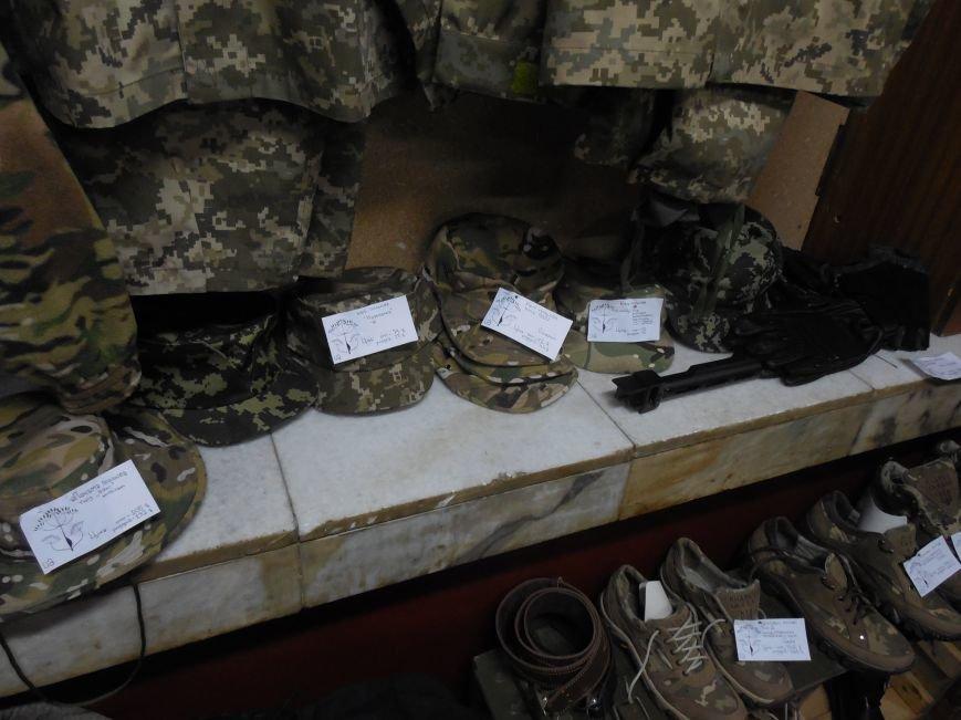 В Харькове открылся «Укроп-холл», где можно купить военную форму и вышиванки по ценам от производителя (фото) - фото 1