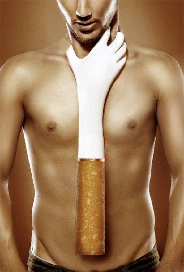 Курение убивает: лучшая антитабачная реклама (фото) - фото 5