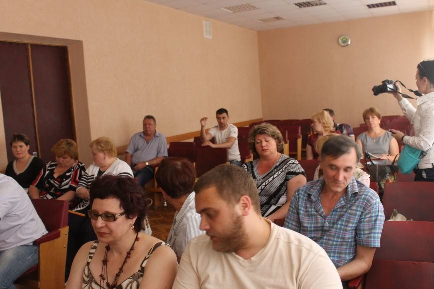 Предприниматели Кривого Рога протестуют против принудительного перевода на кассовый аппарат (ФОТО), фото-8