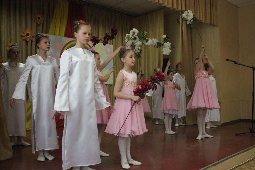 Воспитанники школы-интерната получили сладкие подарки от мэра и и.о. командира ВСУ, фото-1