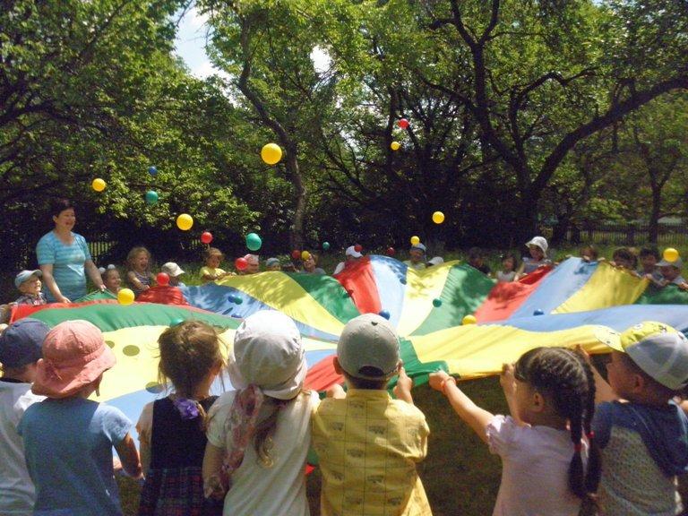 Сегодня в Димитрове открылся летний сезон в детских садах (фото) - фото 11