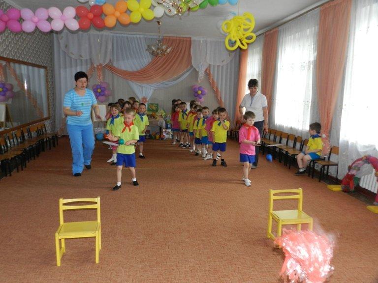 Сегодня в Димитрове открылся летний сезон в детских садах (фото) - фото 5