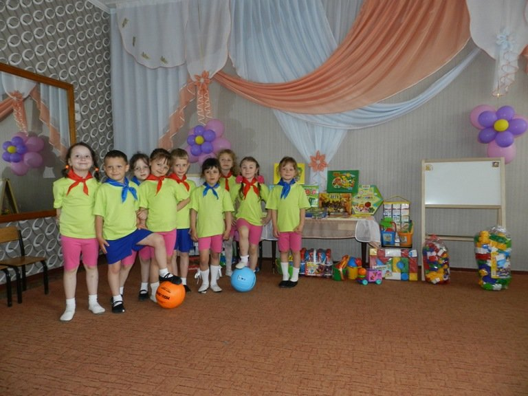 Сегодня в Димитрове открылся летний сезон в детских садах (фото) - фото 2