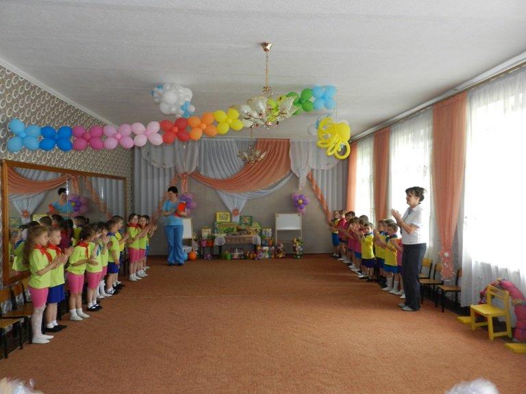 Сегодня в Димитрове открылся летний сезон в детских садах (фото) - фото 3