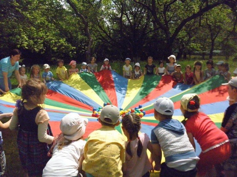Сегодня в Димитрове открылся летний сезон в детских садах (фото) - фото 10