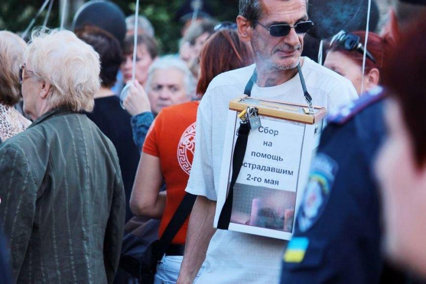 Одесские сепаратисты сошли с ума: Кто не скачет - тот москаль (ФОТО) (фото) - фото 1
