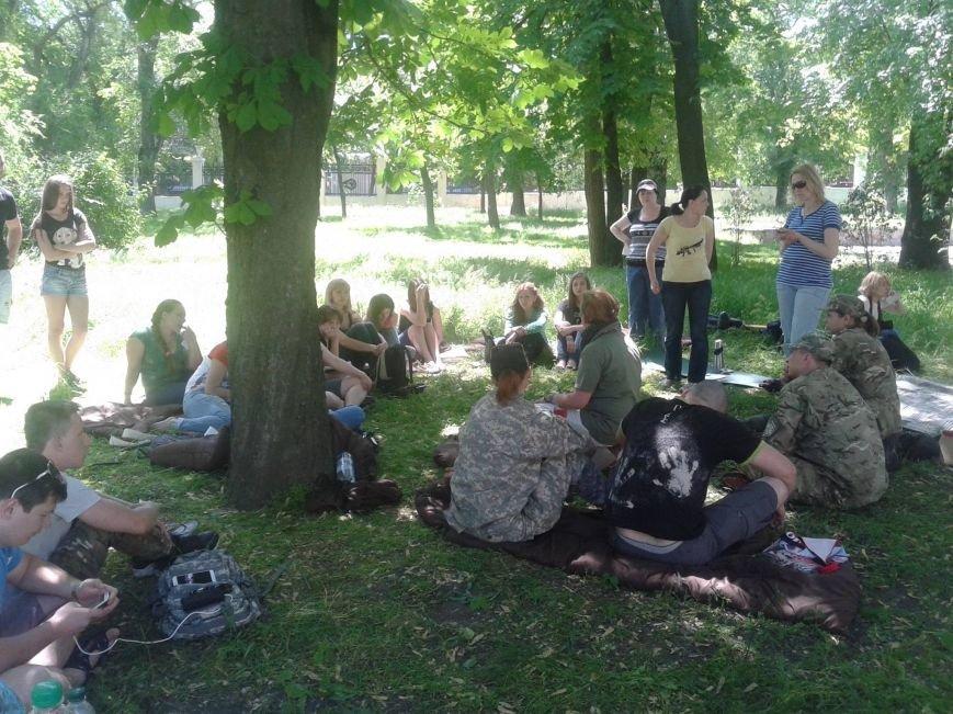 В Днепропетровске рассказали, как оказывать медпомощь в городских условиях (ФОТО), фото-3