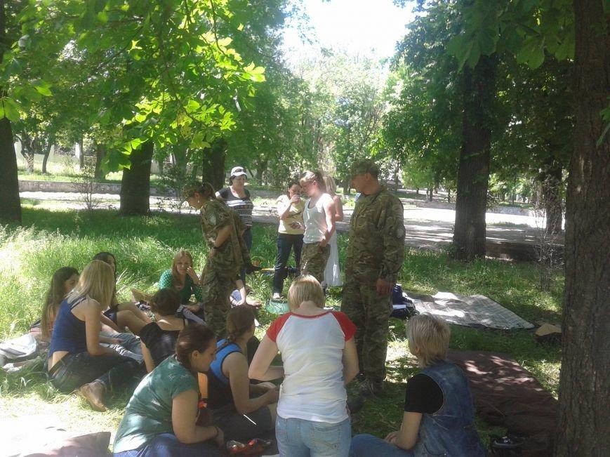 В Днепропетровске рассказали, как оказывать медпомощь в городских условиях (ФОТО), фото-2