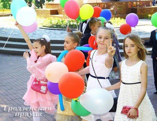 В Гродно отметили День защиты детей (фото) - фото 7