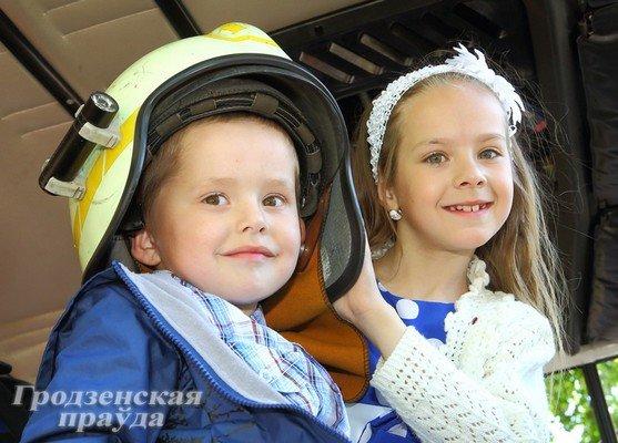 В Гродно отметили День защиты детей (фото) - фото 3