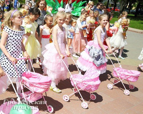В Гродно отметили День защиты детей (фото) - фото 2