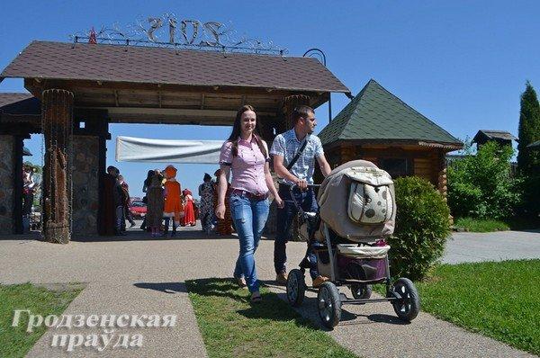 В Гродно отметили День защиты детей (фото) - фото 8
