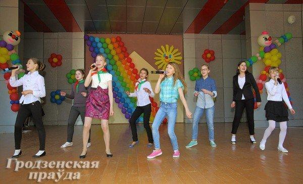 В Гродно отметили День защиты детей (фото) - фото 5