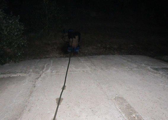 У Лохвицькому районі крадіїв газового конденсату затримали «на гарячому» (фото) - фото 1