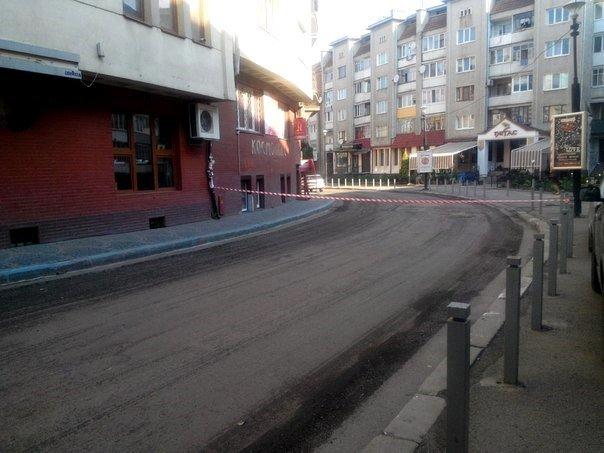 На вулиці Вагилевича розпочалися ремонтні роботи (ФОТО) (фото) - фото 2