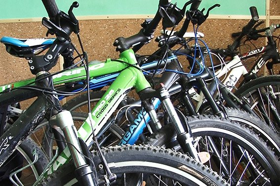 В Івано-Франківську затримали двох велокрадіїв (ФОТО) (фото) - фото 1